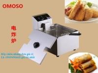 Bếp chiên nhúng đơn Omoso OZ-81