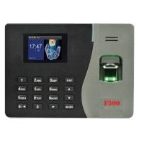 Máy chấm công vân tay - thẻ từ VIRA F500